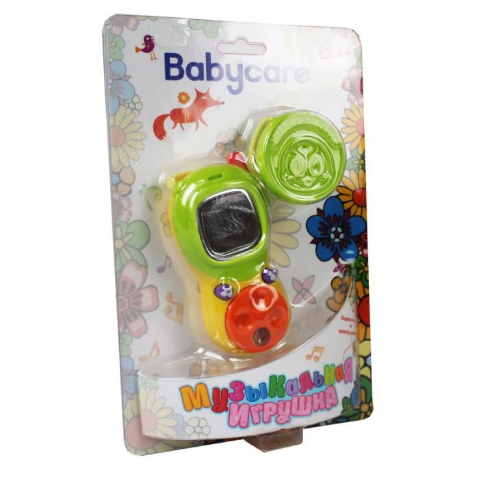 Подвесные игрушки Baby Care Музыкальный телефон телефон