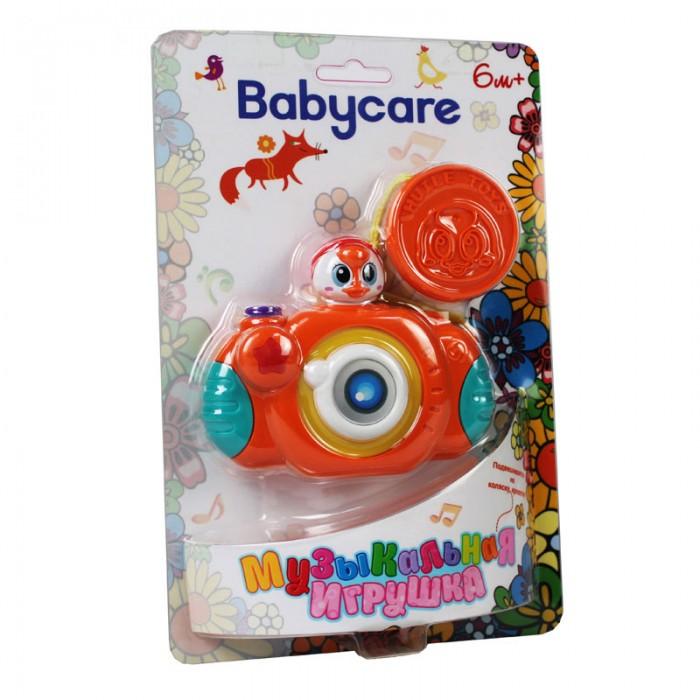 Подвесные игрушки Baby Care Музыкальный фотоаппарат