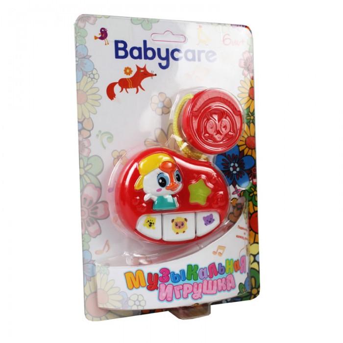Подвесные игрушки Baby Care Музыкальная BC1014