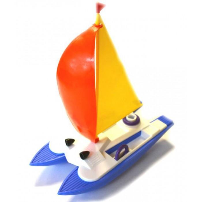 Развивающие игрушки Росигрушка Катамаран 20 см антимагнитные счетчики на воду