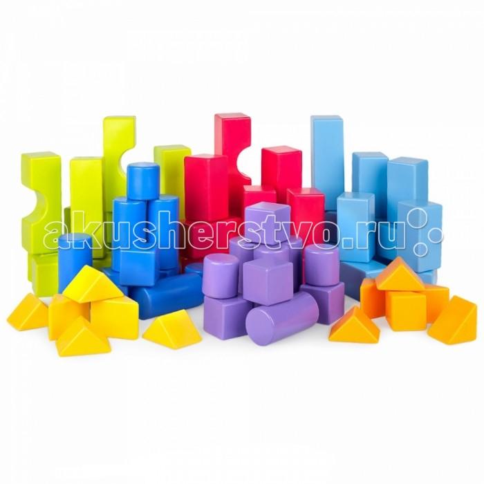 Конструкторы Росигрушка Геометрические фигуры (60 деталей) геометрические фигуры из гипса в донецке