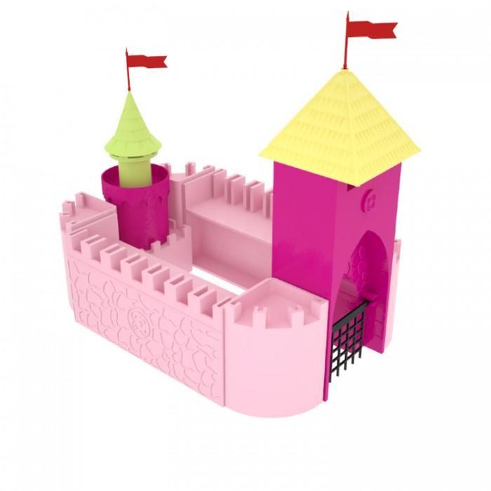 Конструкторы Росигрушка Сказочный замок (50 деталей) тотошка мозаика сказочный замок