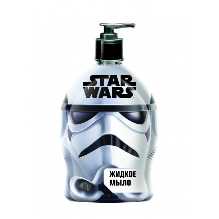 Детская косметика Star Wars Жидкое мыло 300 мл жидкое мыло florame florame мыло жидкое миндаль 500 мл