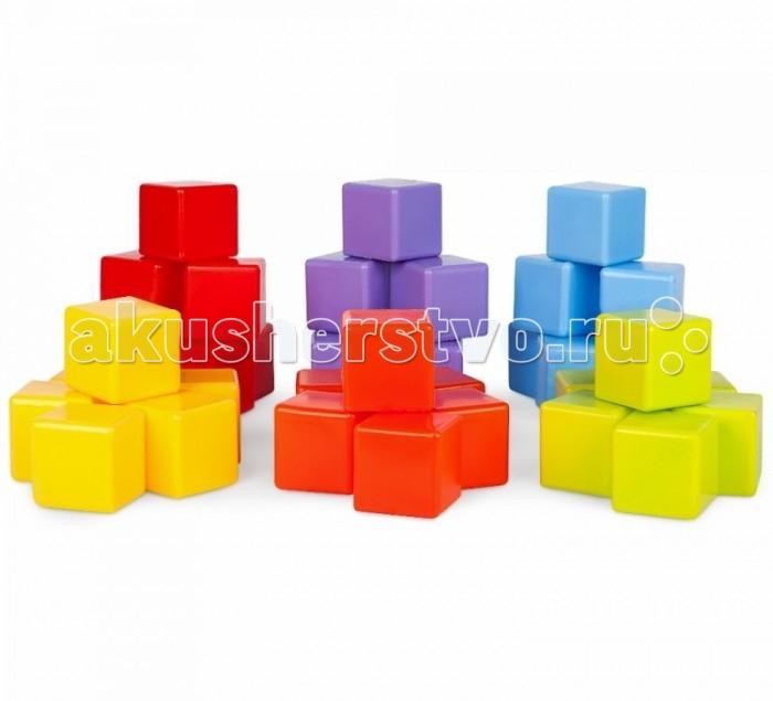 Развивающие игрушки Росигрушка Кубики Детские (36 детали)