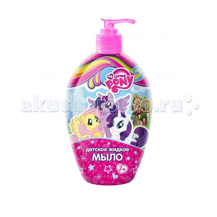 Детская косметика Май Литл Пони (My Little Pony) Жидкое мыло 300 мл детская косметика star wars жидкое мыло 300 мл