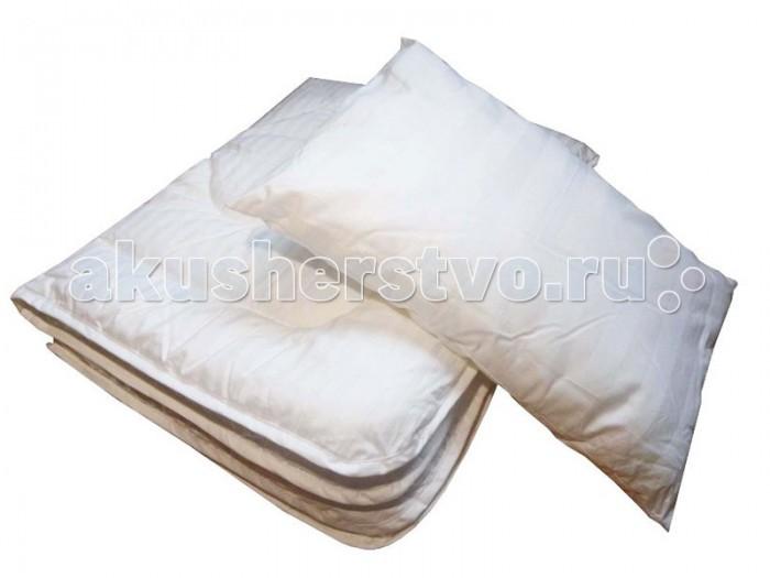 Одеяло Сонный гномик Лебяжий пух с подушкой
