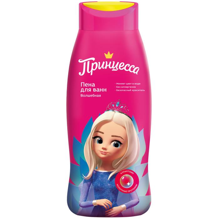 Фото - Детская косметика Принцесса Пена для ванн Волшебная 400 мл антистатическая чистящая пена fellowes дерматолог безопасна 400 мл blg