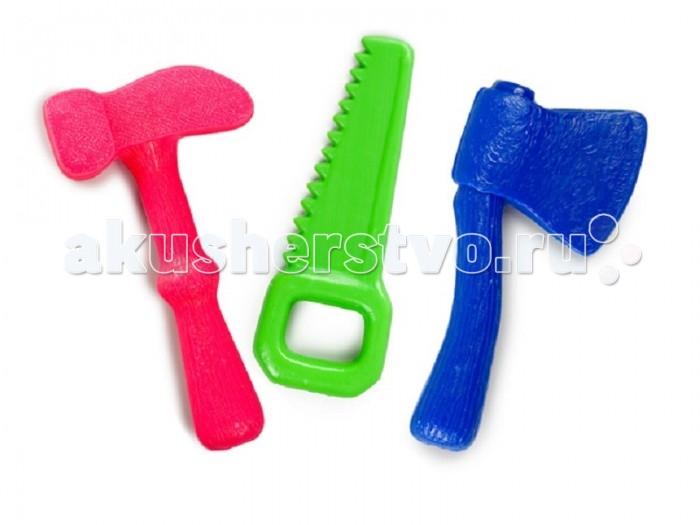 Ролевые игры Росигрушка Набор инструментов Маленький столяр (3 детали) набор инструментов квалитет нир 90