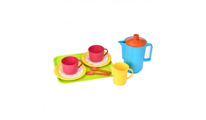 Ролевые игры Росигрушка Набор посуды столовый Молочные реки (10 предметов)