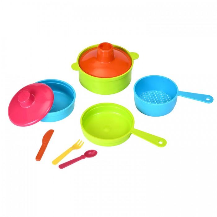 Ролевые игры Росигрушка Набор посуды столовый Рыбный день (9 деталей) хрен столовый каждый день 140г
