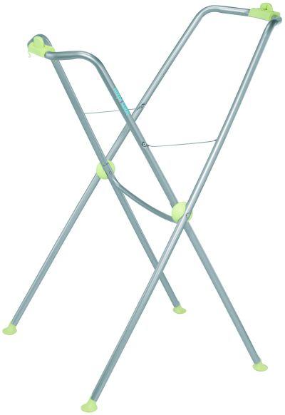 Bebe Confort Столик-подставка для ванночки AmplitudeСтолик-подставка для ванночки AmplitudeСтолик-подставка для ванночки AMPLITUDE  - практичный, для повседневного ухода - легко складывается/раскладывается с ванночкой и без нее - компактный, можно устанавливать даже в душевой кабине.<br>