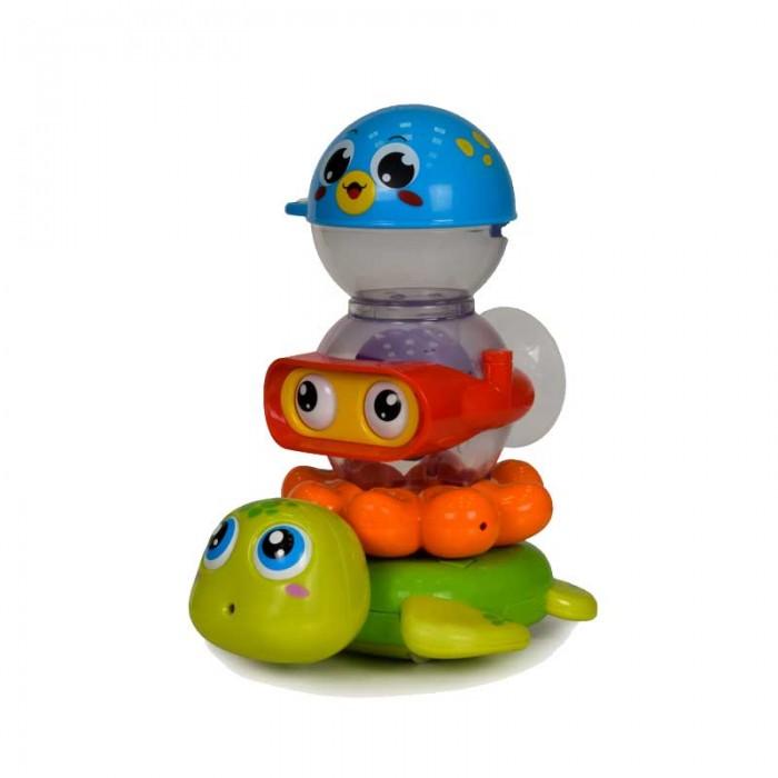 развивающие игрушки тедико пирамидка цветочек Развивающие игрушки Baby Care Пирамидка BC1017
