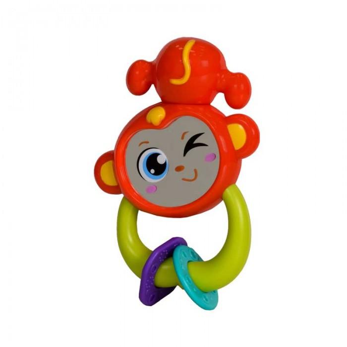 Погремушки Baby Care Обезьянка BC1019 погремушки clementoni belbebe электронная погремушка обезьянка