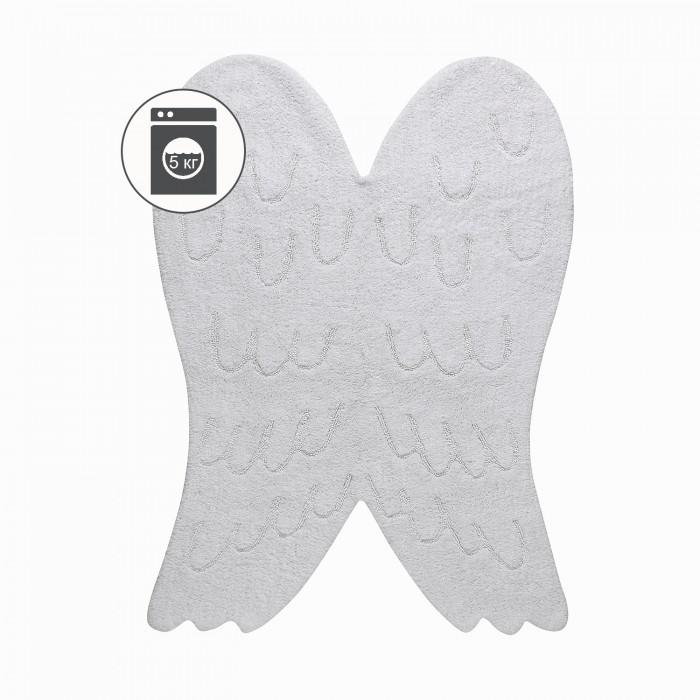 Lorena Canals Ковер белые крылья 120х160Ковер белые крылья 120х160Lorena Canals Ковер белые крылья 120 х 160   Ковер от Lorena Canals - очень полезная вещь в детской комнате! Ребёнку будет намного комфортнее ползать, сидеть и играть на теплом, мягком, красивом ковре. Большое разнообразие форм, цветовых решений, рисунков и текстур позволят подобрать ковёр для любого стиля. А дети, несомненно, будут в восторге от ковриков в форме печенья, облачка, сердечка или кораблика! Считаете что ковры собирают пыль? С нашими коврами этой проблемы не существует, просто сверните его и постирайте в машинке!  Изделия Lorena Canals отвечают всем стандартам качества и безопасности товаров для детей. При их изготовлении не используются токсичные красители и химические вещества. Ковры из хлопка можно стирать в стиральной машинке в режиме деликатной стирки и сушить в барабанной сушке.  Lorena Canals выпускает стираемые ковры не только для детских комнат, но и для всего дома! Дизайнеры марки внимательно следят за современными тенденциями, поэтому ковры и аксессуары Lorena Canals всегда на пике моды. Природные и этнические мотивы, геометрические узоры, фактурные детали – всё это вы найдёте в коллекциях испанской марки.<br>
