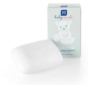 Косметика для новорожденных Babycoccole Крем-мыло 125 г косметика для новорожденных судокрем гипоаллергенный крем 125 г