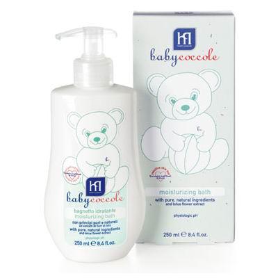 Косметика для новорожденных Babycoccole Пена для ванны увлажняющая 250 мл babycoccole пена для ванн увлажняющая 250 мл