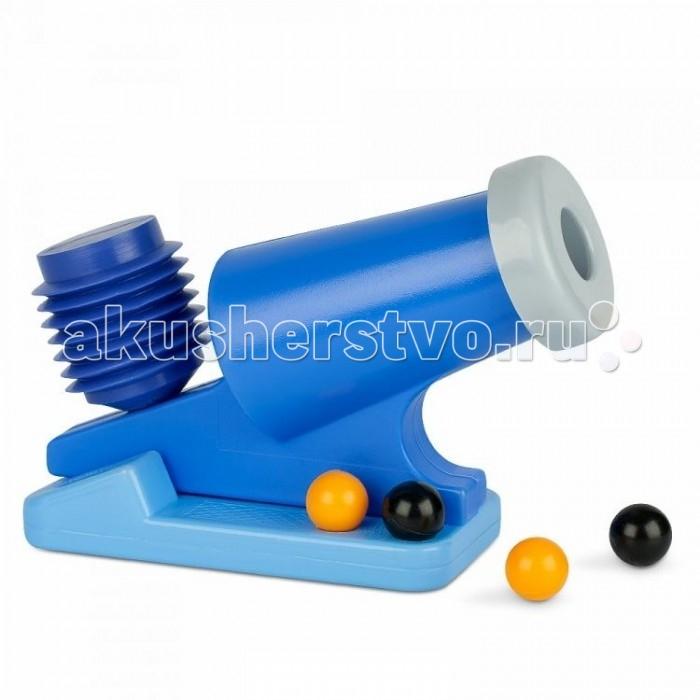 Игрушечное оружие Росигрушка Игрушечная Пушка 24 см