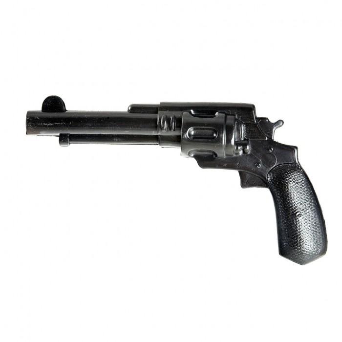 Игрушечное оружие Росигрушка Игрушечный Револьвер 24 см игрушечное оружие gonher игрушка набор ковбой револьвер кобура 150 0