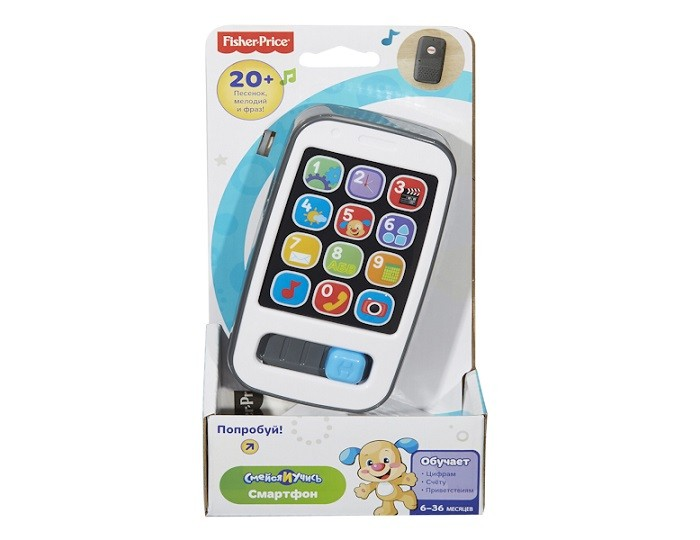 Fisher Price Умный телефон