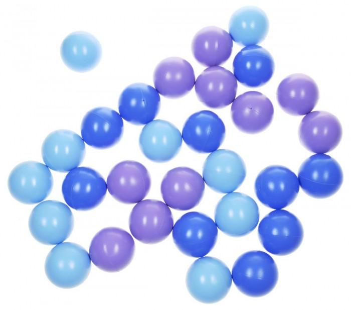 шары для сухого бассейна pilsan в пакете сумке Сухие бассейны Росигрушка Шары для сухого бассейна Морские 30 шт.