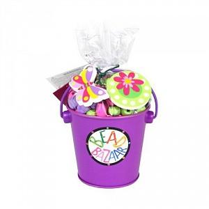 Наборы для творчества Bead Bazaar Набор Садик Ведерко фиолетовое 202 игровой набор bead bazaar набор дл творчества 1466