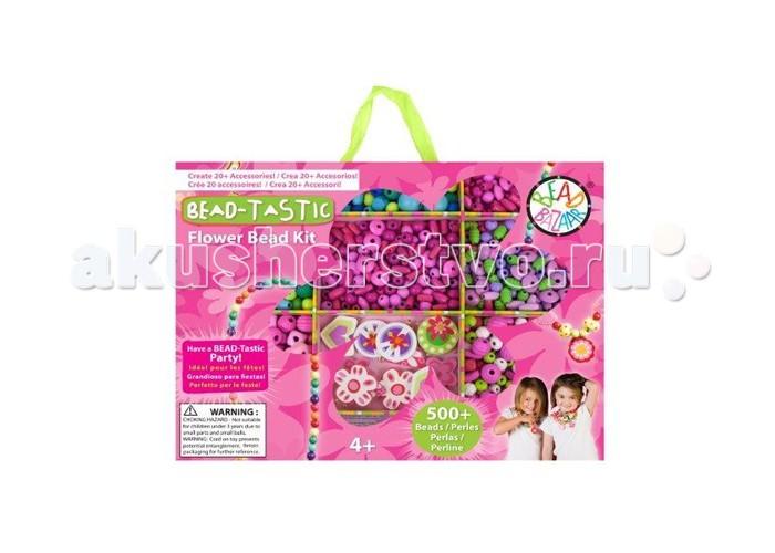 Bead Bazaar Фантастический набор Цветок 3055 bead bazaar трапеция