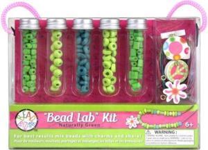 Наборы для творчества Bead Bazaar Набор Лаборатория Изумрудная дымка 104 игровой набор bead bazaar набор дл творчества 1466