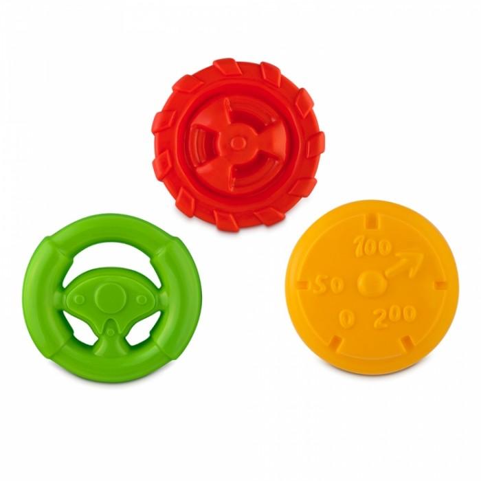 Игрушки для зимы Росигрушка Набор формочек Светофор 3 шт. набор формочек borner звезда 5 шт