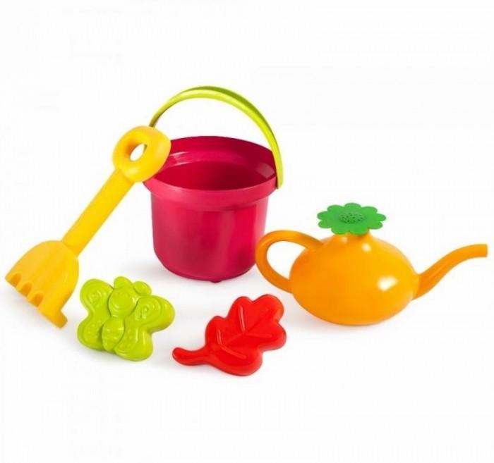 Игрушки в песочницу Росигрушка Песочный набор В&Л Луковка Ведро 1 л набор для выращивания eco малыш луковка 1186609