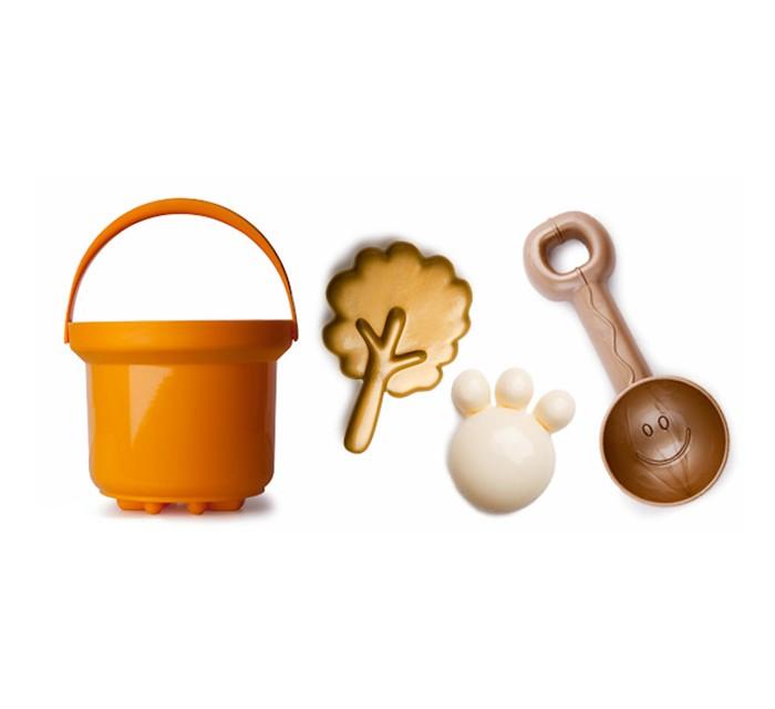 где купить Игрушки для зимы Росигрушка Песочный набор Люкс 1 л Золотое лето по лучшей цене