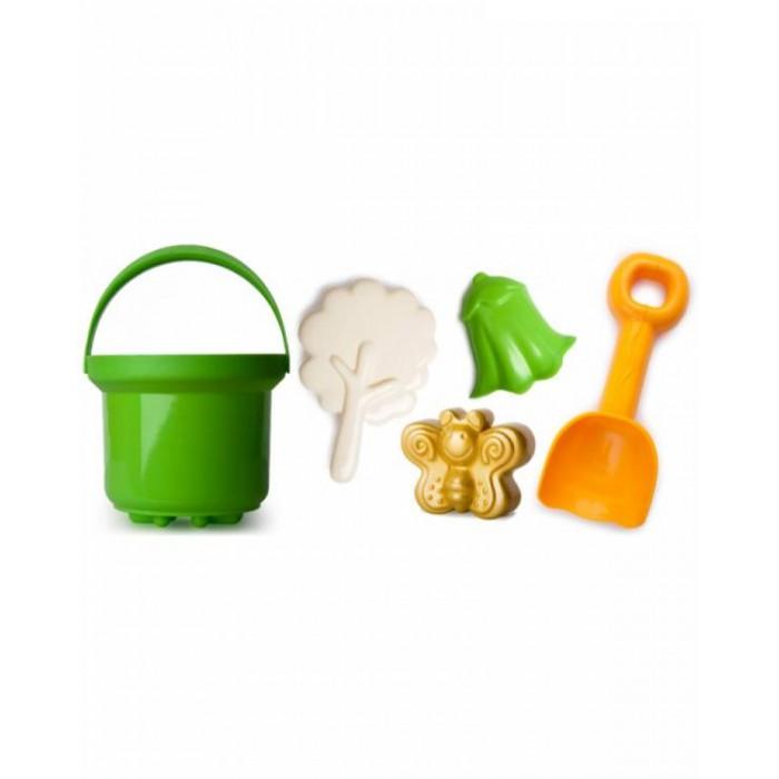 Игрушки в песочницу Росигрушка Песочный набор Люкс 1 л Лесное приключение игрушки в песочницу росигрушка песочный набор люкс 1 л лесное приключение