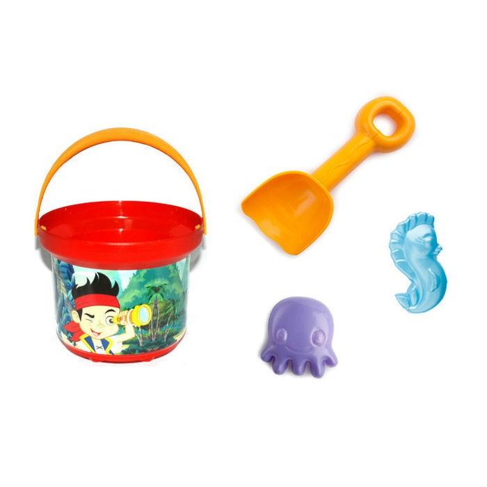 Игрушки для зимы Росигрушка Песочный набор Пляж 1 л Остров сокровищ 3 обнаженный песочный
