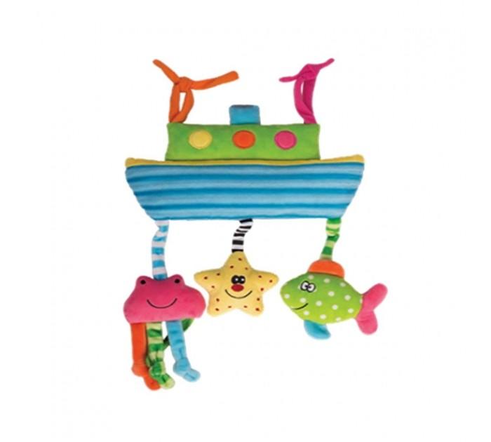 Подвесные игрушки Happy Snail Морские приключения golden snail 72v60v
