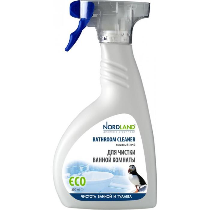 Бытовая химия Nordland Активный спрей для чистки ванной комнаты 500 мл