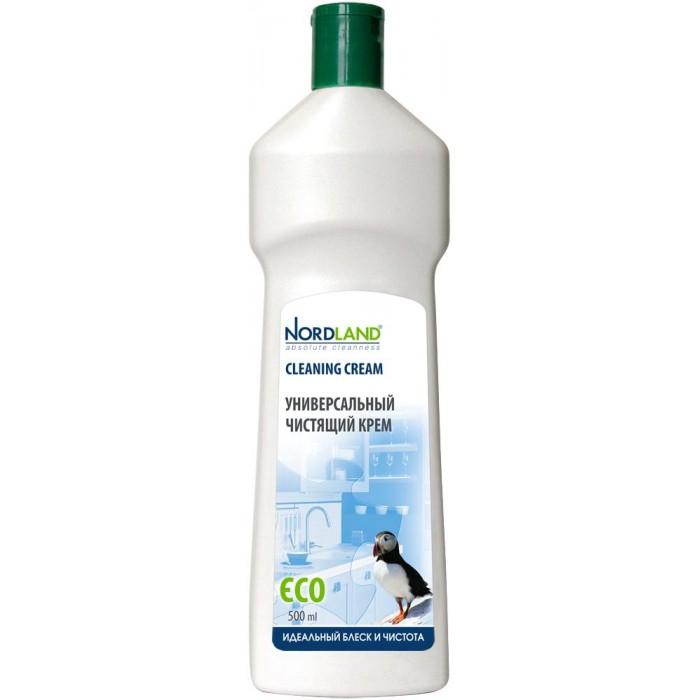Бытовая химия Nordland Универсальный чистящий крем 500 мл пена nordland для чистки стеклянных и зеркальных поверхностей 500 мл