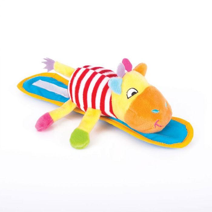 Купить Подвесные игрушки, Подвесная игрушка Happy Snail Крепитель Жираф Спот