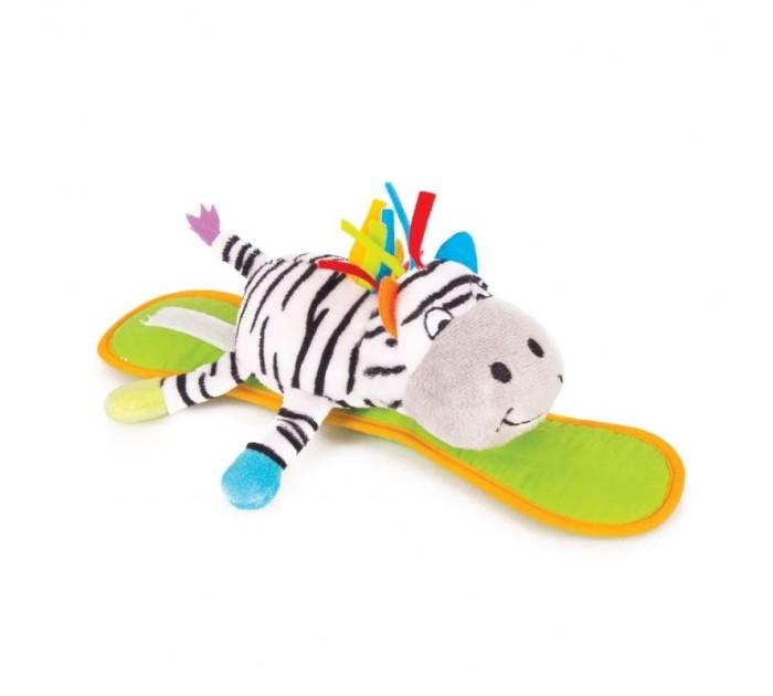 Подвесные игрушки Happy Snail Крепитель Зебра Фру-Фру