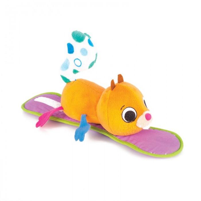 Фото - Подвесные игрушки Happy Snail Крепитель Белка Хруми игрушка погремушка happy snail хруми 17hst02hr