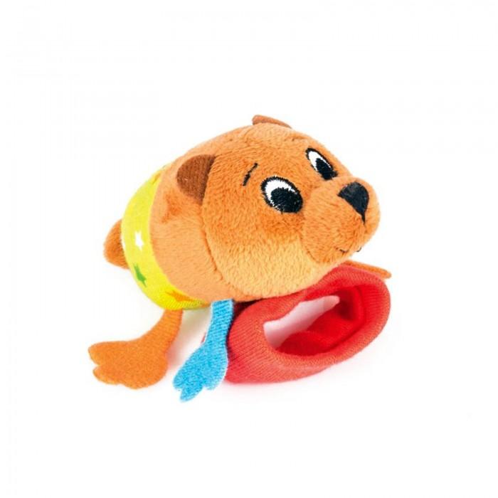 Погремушки Happy Snail Игрушка на ручку Медвежонок Берни игрушка погремушка мякиши медвежонок колечко