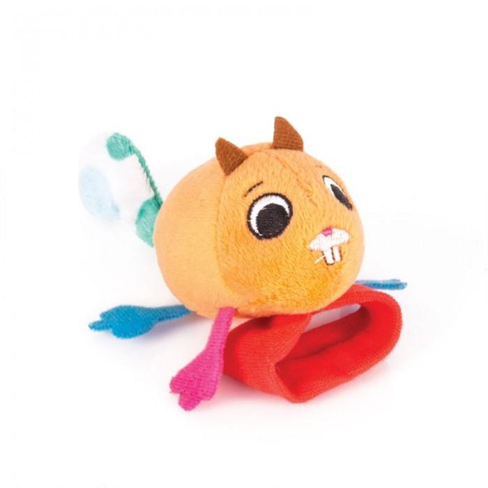 Погремушки Happy Snail Игрушка на ручку Бельчонок Хруми романова мария бельчонок