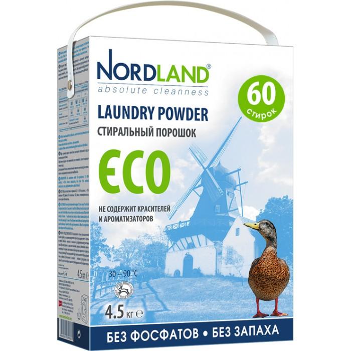 Бытовая химия Nordland Стиральный порошок Eco 4.5 кг nordland 391541
