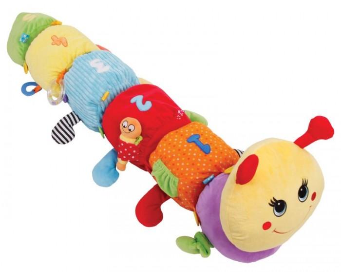 Развивающая игрушка Happy Snail Гусеница Мари, Развивающие игрушки - артикул:388244