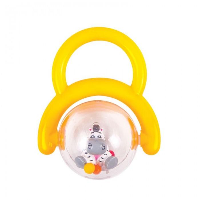 Погремушки Happy Snail с ручкой Зебра Фру-Фру golden snail 72v60v