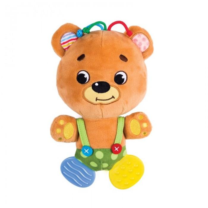 Музыкальные игрушки Happy Snail Мишка Топтышка фиксатор двери мир детства мишка