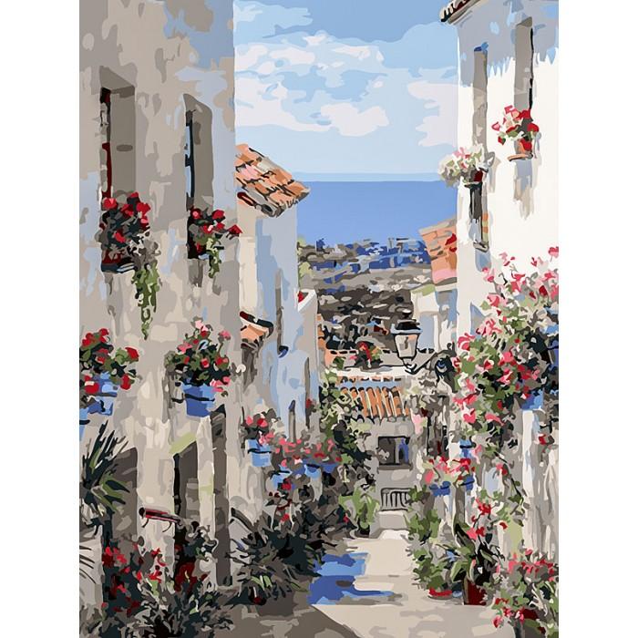Купить Картины по номерам, Белоснежка Картина по номерам Испания. Михас 251-AS