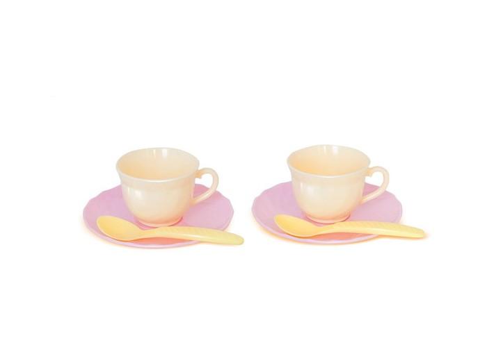 Ролевые игры Лена Набор посуды Чайный набор Two Tea чайный набор