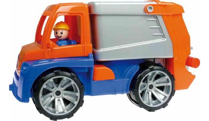 потрогай и узнай большие машины Машины Лена Мусоровоз Truxx 30 см