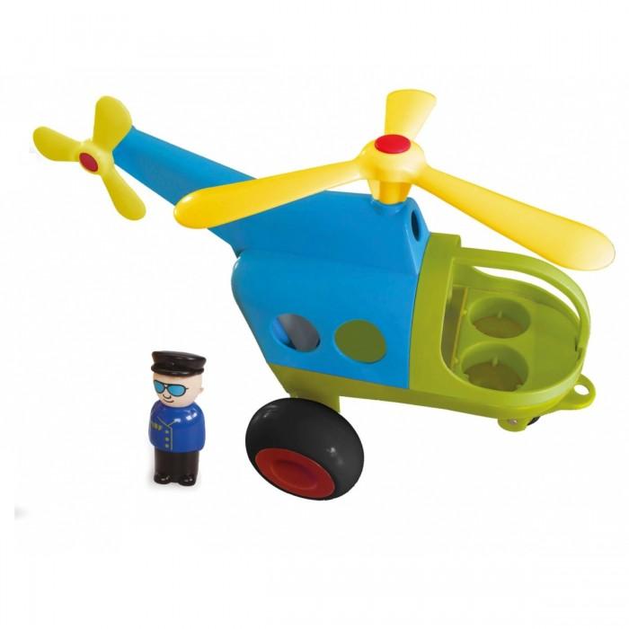 Viking Toys Вертолет Джамбо 30 см с 1 фигуркой
