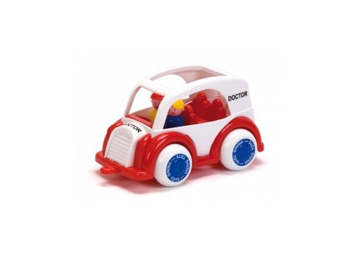 Машины Viking Toys Джамбо машинка скорой помощи 28 см с 2 фигурками швейная машинка husqvarna viking e20