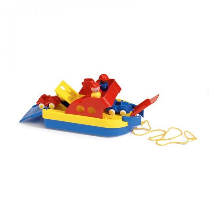 Игровые наборы Viking Toys Джамбо паром с 2 машинками и 2 фигурками швейная машинка husqvarna viking e20